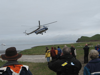 Helicopter  - Andrew Gossen