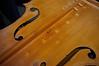 Bass bar on Kai Arvi bass #25