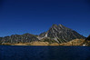 Mt. Stuart rises over Ingalls Lake