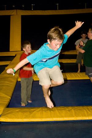 Boys' Birthday Party 2007