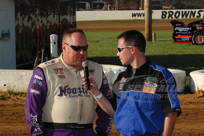 Bart Hartman and Dustin Jarrett