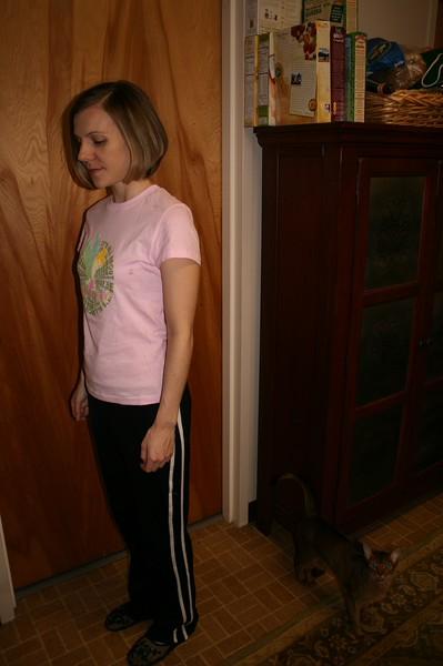 Callina Ranae Francis - 12 Weeks - April 25, 2007