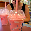 DQ Stawberry-Kiwi Freezes