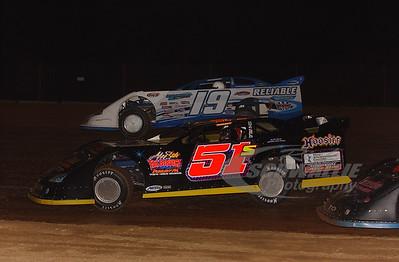 51S Davey Johnson and 19 Steve Casebolt