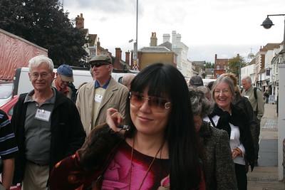 England - Judy Rawson