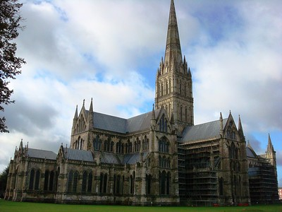 5 - Salisbury Cathedral - Liz Greenberg