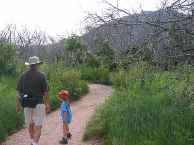 Cheyenne Canyon State Park - June 2007