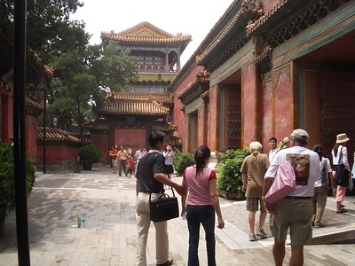 In the Forbidden City - Marguerite Vera