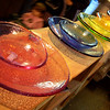 Colorful Glass Dishes