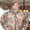If you look really hard, you might spot Jason in his new camo.....