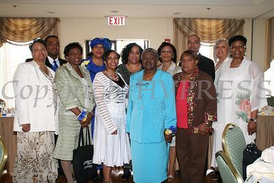 AME Zion Church 180 Anniversary Committee.  Chuck Stewart, Jr./HUDSON VALLEY PRESS