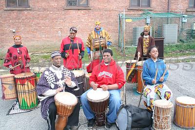 Kazi Oliver Drummers and Dancers