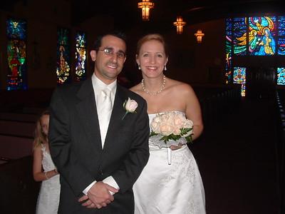 Church Wedding - 2/10/07