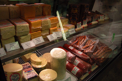 Inside the Cheesebarn
