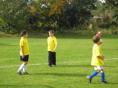 Cubs Five-a-Side Football