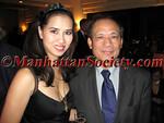 Nguyen Thi Chau-Giang (Chosan) & Vietnamese Ambassador Le Luong Minh