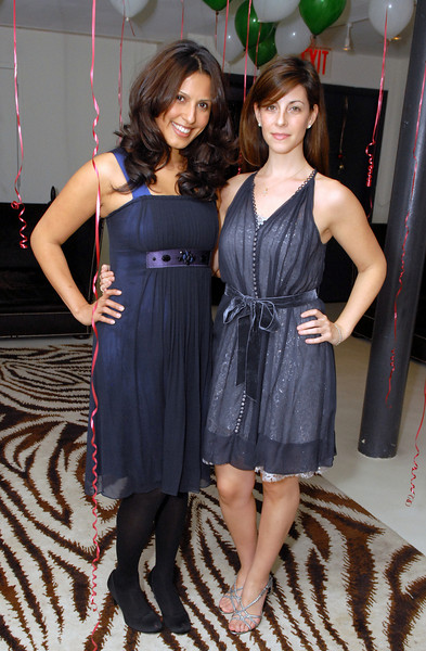 Joselyn Fine & Clara Rodriguez Host Cocktails and A Verry Merry Christmas Screening of A Christmas Story at SOHO House