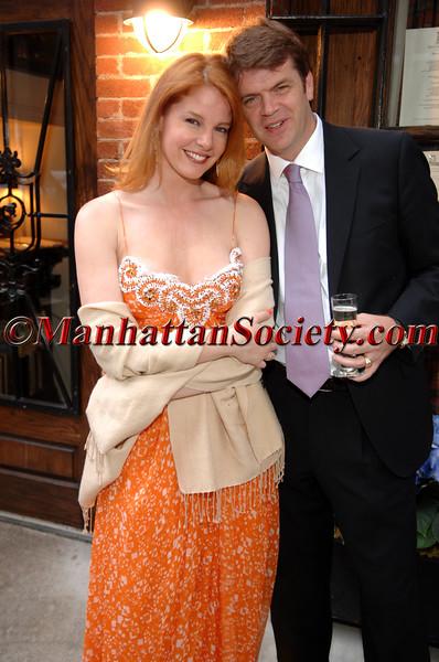 The Engagement of Mona Wyatt to Didier Gonthier Maine de Biran