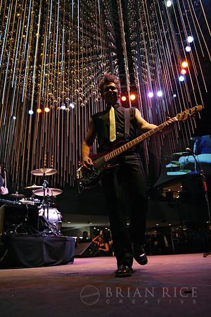 The Zeros! New Year's 2008 at the Hyatt