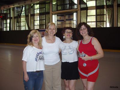 Rita , Yehudit , Lily and Beatrice