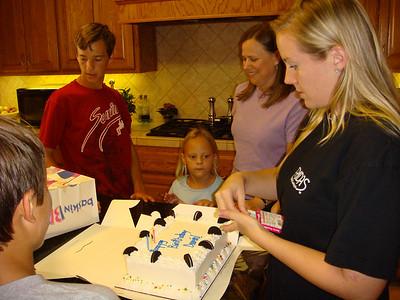 Sep 2007 - Devin's 16th Birthday