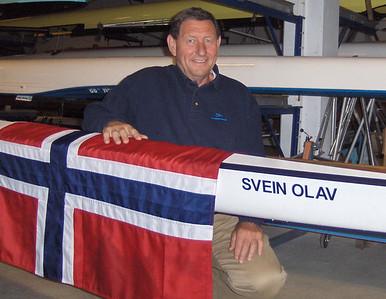 Æresmedlem svein Olav Jonassen