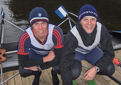 Påskesamling: Nils Henrik Kolnes og Stein Andreas Bethuelsen
