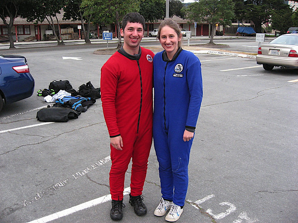 Our Space Suits