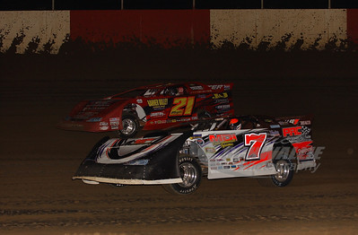 7 Matt Miller and 21 Billy Moyer