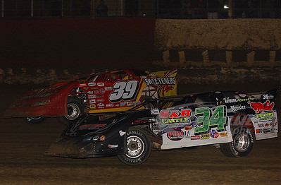 34 Mike Marlar and 39 Tim McCreadie