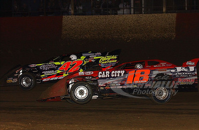 18 Shannon Babb and 42 Terry Casey
