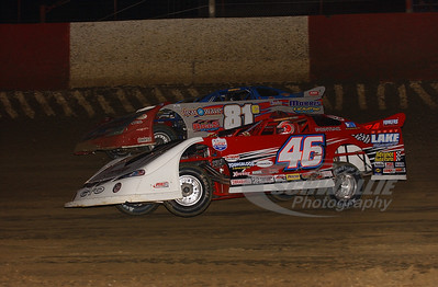 46 Doug Horton and 81C Kevin Cole