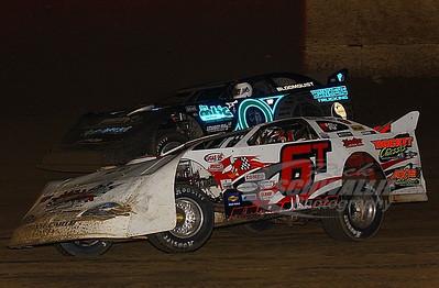 6T Tim Dohm and 0 Scott Bloomquist