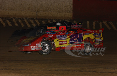 21 Billy Moyer and 9 Billy Drake