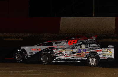 S9 Dan Schlieper, 4 Ricky Arms and 18 Shannon Babb