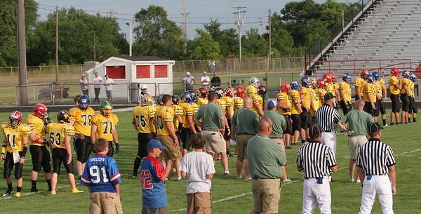 East-West All-Stars Football 2007