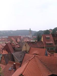 Roofs in Meissen - Lydia Osborne