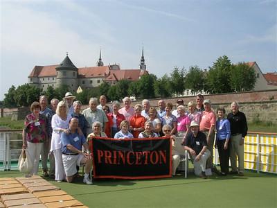Princeton Elbe River 2007 Group - Lydia Osborne