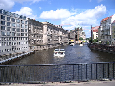 Canal in Berlin - Lydia Osborne