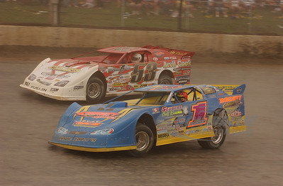 1 Josh Richards and 53 Ray Cook