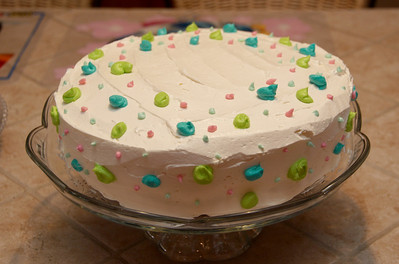 Elise's 6th Birthday