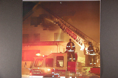 Firefighters Calendar - 2010