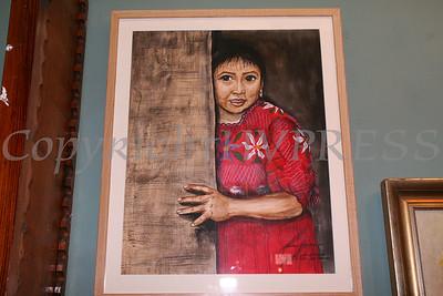 Mujer by Sandra Figueroa