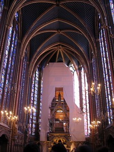 La Sainte-Chapelle (The Holy Chapel)