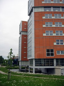 Headquarters of the Rijnland District Water Control Board