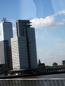 Headquarters of the Port of Rotterdam