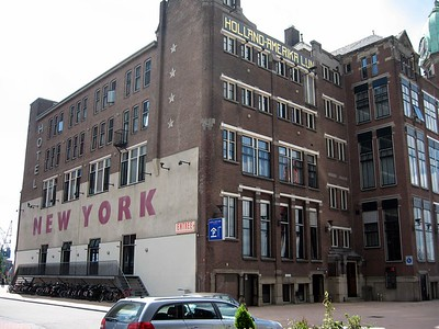 Former headquarters of Holland America Line, which brought thousands of European immigrants to the United States.  The building is now the Hotel New York.