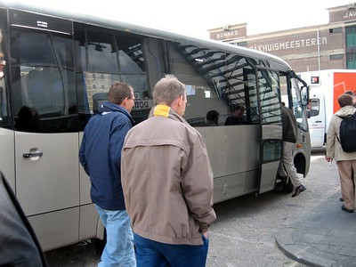 The class minibus