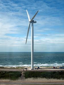 Windmill in Rotterdam