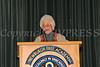 Ms Verne Bell introduces guest speaker Honorable Ella B Bell